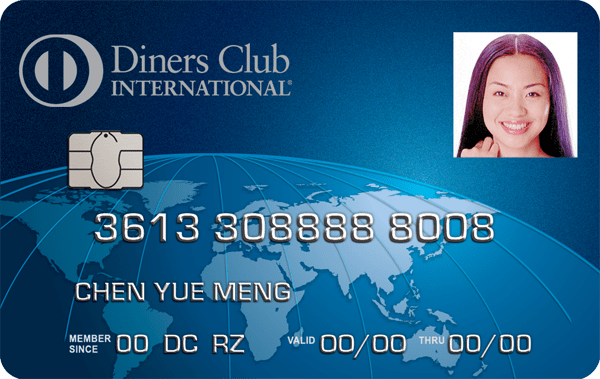 Diners Club Affinity Credit Card