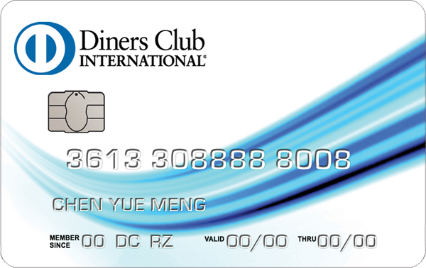 Diners Club International Ace Credit Card